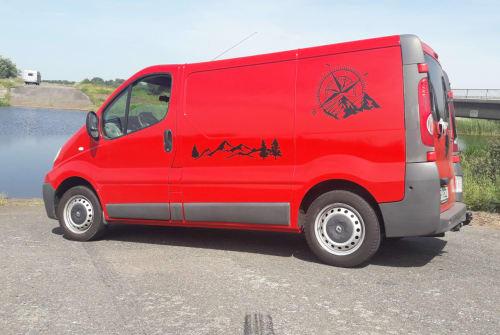 Wohnmobil mieten in Schwesing von privat | Renault Red Trafic