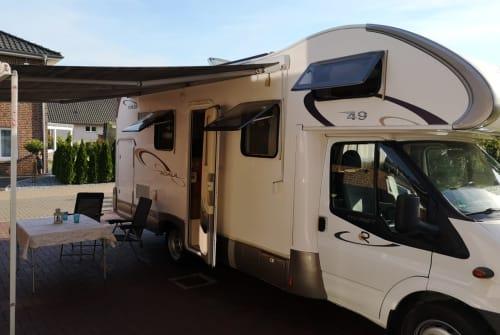 Wohnmobil mieten in Vechelde von privat | Ford Transit Family Fun
