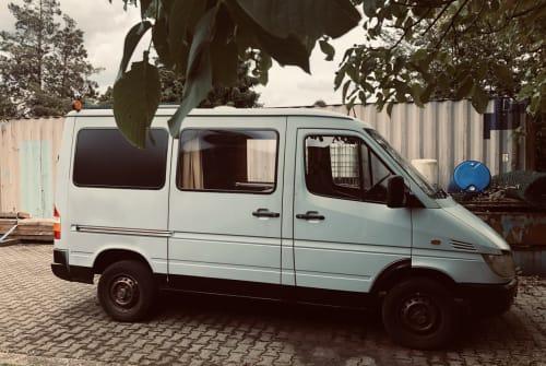 Wohnmobil mieten in Mönchengladbach von privat | Mercedes Benz  Funky G