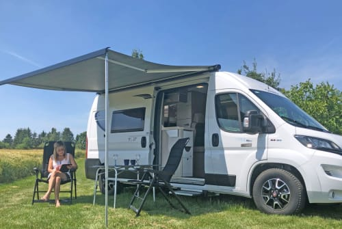 Wohnmobil mieten in Nagold von privat | Chausson Happy Hobo