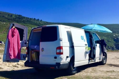 Wohnmobil mieten in Budens von privat   VW Happyplace Bus