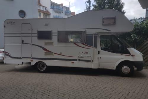 Wohnmobil mieten in Bremen von privat | Ford Carado Weltenbummler