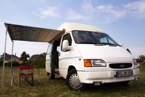 Wohnmobil mieten in Berlin von privat   Ford Mr. Nugget