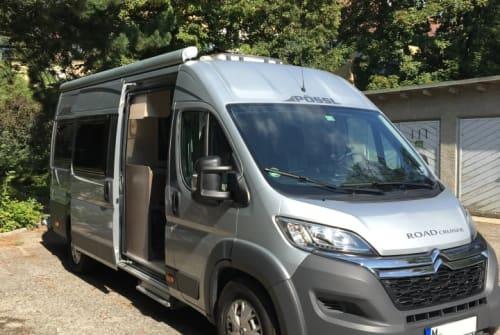 Wohnmobil mieten in München von privat | Citroen Bruno