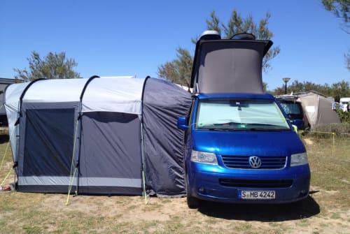 Wohnmobil mieten in Stuttgart von privat   VW Blue-Clue