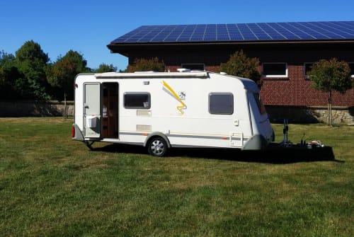Wohnmobil mieten in Greven von privat | Knaus Tobi's Camper