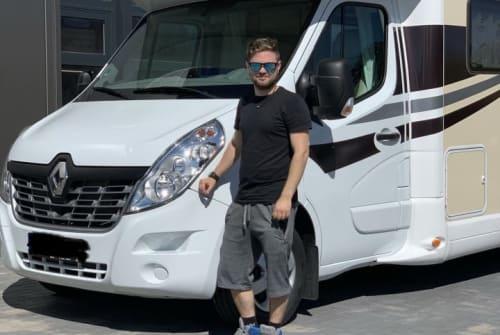 Wohnmobil mieten in Sankt Michaelisdonn von privat | Ahorn  Baloo