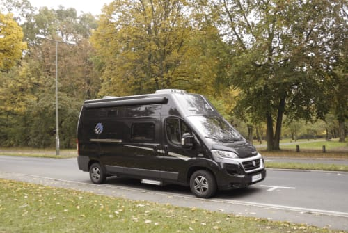 Wohnmobil mieten in Berlin von privat | Fiat Ducato Fjordprinz