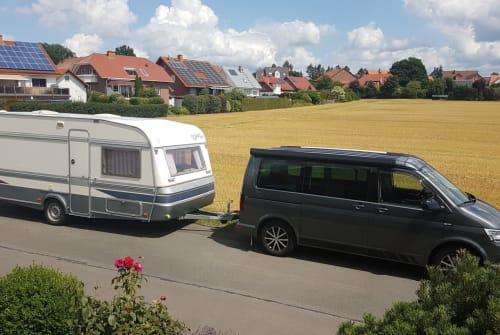 Wohnmobil mieten in Nürnberg von privat | Fendt Ruth
