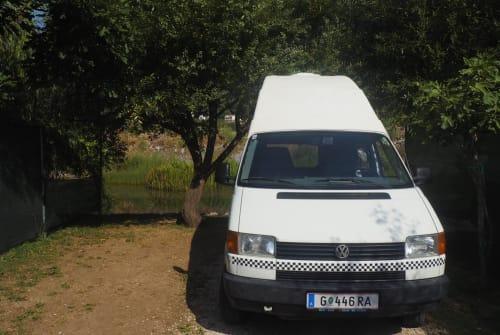 Wohnmobil mieten in Graz von privat | VW Elvis