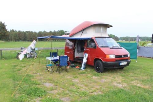 Wohnmobil mieten in Dresden von privat | VW Roter Flitzer