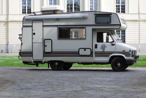Wohnmobil mieten in Berlin von privat   Fiat Garuda
