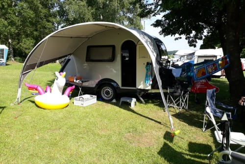 Wohnmobil mieten in Karlsfeld von privat | Tabbert Tabi