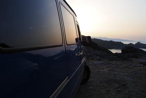 Wohnmobil mieten in Sickte von privat | Mercedes Benz Blue Lion