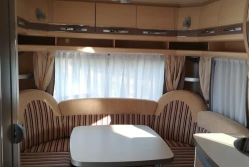 Wohnmobil mieten in Bechhofen von privat   Hobby Sarah-Limona