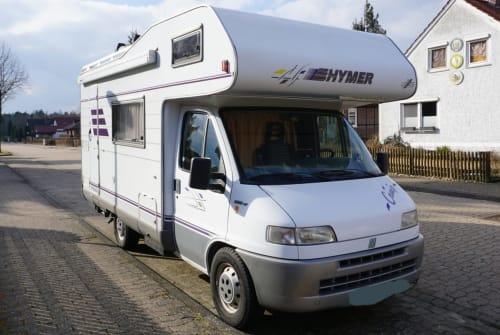Wohnmobil mieten in Südheide von privat | Hymer Womo