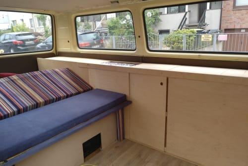 Wohnmobil mieten in Bremen von privat | Volkswagrn Paula