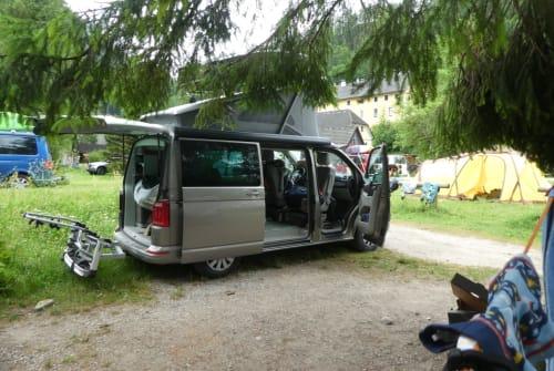 Wohnmobil mieten in Schwabhausen von privat | VW Wilderer