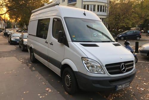 Wohnmobil mieten in Köln von privat   Mercedes Sprintii