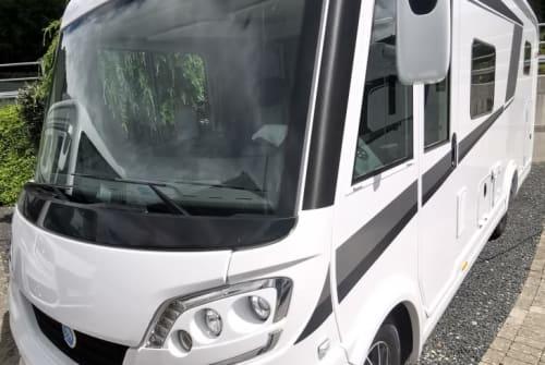 Wohnmobil mieten in Ravensburg von privat | KNAUS  VAN I PLATINUM5
