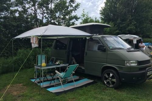 Wohnmobil mieten in Köln von privat | VW Moby