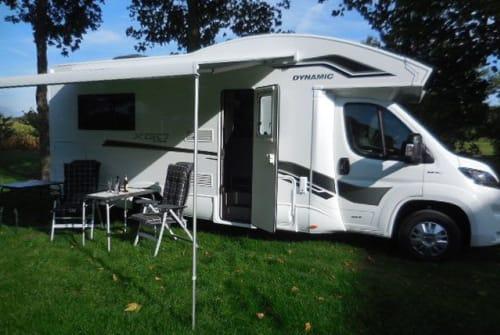 Wohnmobil mieten in Rheine von privat | XGO Liberty L
