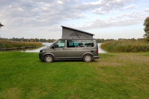 Wohnmobil mieten in Am Mellensee von privat | VW Greyhound