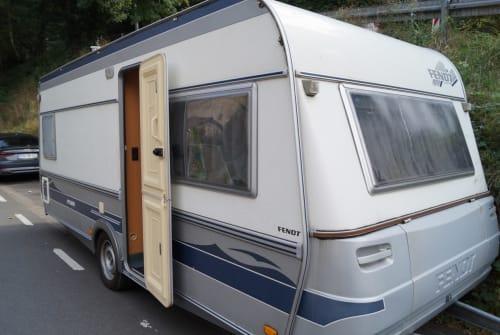 Wohnmobil mieten in Eppstein von privat | Fendt Fendt