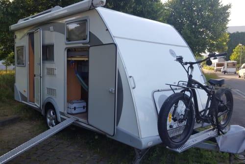 Wohnmobil mieten in Filderstadt von privat | Knaus TANGO