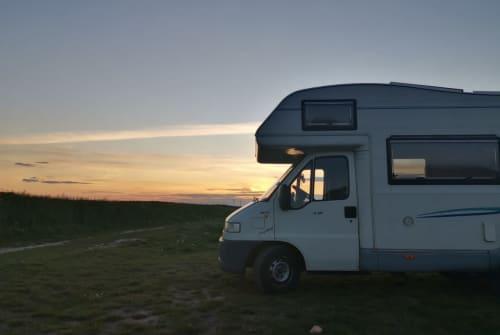 Wohnmobil mieten in Königs Wusterhausen von privat | Crystall Paule
