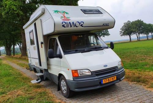 Wohnmobil mieten in Drijber von privat | Ford transit Rimor