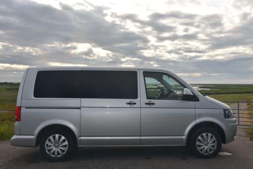 Wohnmobil mieten in Reußenköge von privat | VW Miss Silver