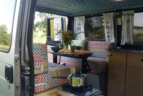Wohnmobil mieten in Lagos von privat | Fiat Obi-Camper-Van