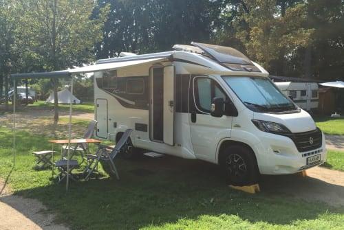 Wohnmobil mieten in Hannover von privat | Fiat Bürste