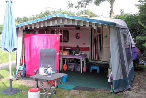 Wohnmobil mieten in Zwolle von privat | Hobby Tante Keet