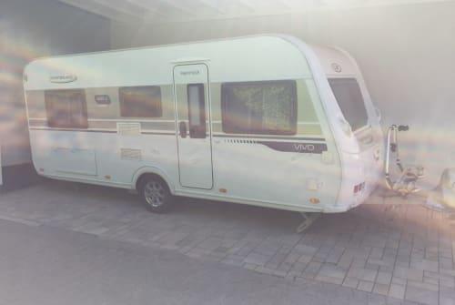 Wohnmobil mieten in Jugenheim in Rheinhessen von privat | LMC Heinmück