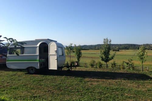 Wohnmobil mieten in München von privat | QEK Der kleine QEKI