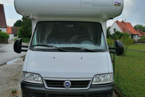 Wohnmobil mieten in Scheuring von privat | Fiat Mockerle