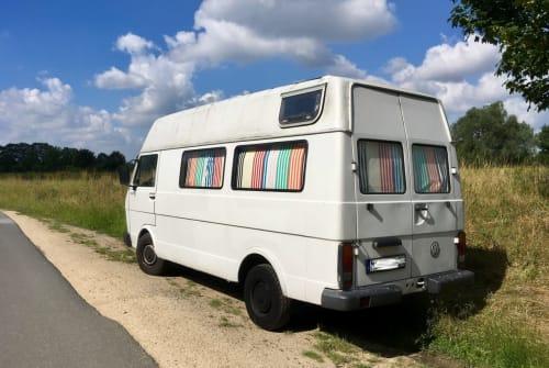 Wohnmobil mieten in Münster von privat | VW Lisbeth