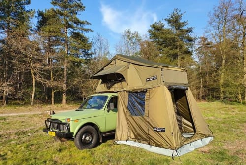 Wohnmobil mieten in Tilburg von privat   Lada NatureGem