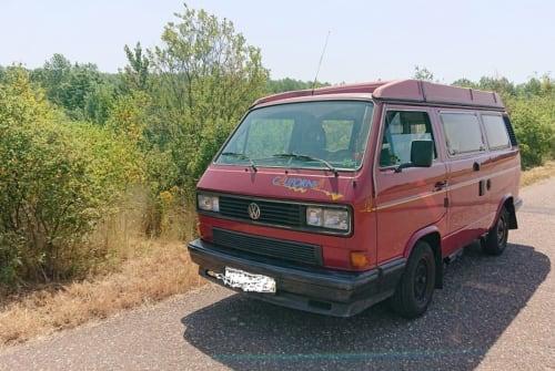 Wohnmobil mieten in Kerpen von privat | VW Flip