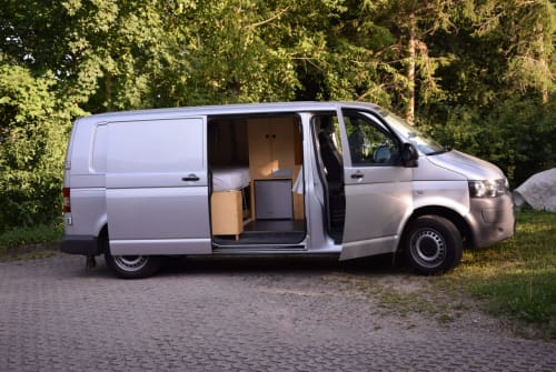 Wohnmobil mieten in Halle von privat | VW Weltenbummler