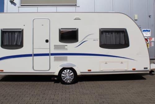 Wohnmobil mieten in Soest von privat | Bürstner  Belcanto 460TL