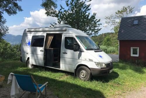 Wohnmobil mieten in Breitnau von privat | Mercedes Uto