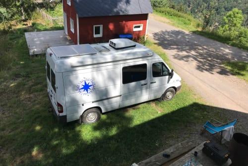 Wohnmobil mieten in St. Märgen von privat | Mercedes Uto