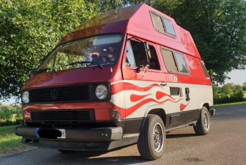 Wohnmobil mieten in Ornbau von privat   VW Mucki