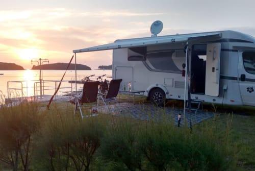 Wohnmobil mieten in Hamm von privat | Carado  Unser WoMo