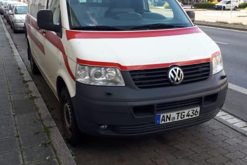 Wohnmobil mieten in Nürnberg von privat | VW Fantasma negro