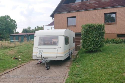 Wohnmobil mieten in Coppenbrügge von privat | Knaus Südwind Knausi