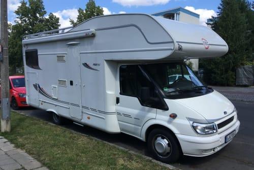 Wohnmobil mieten in Berlin von privat | TEC  Martha-Heidi
